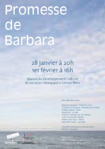 Promesse de Barbara